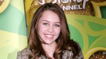 La trasformazione di Miley Cyrus