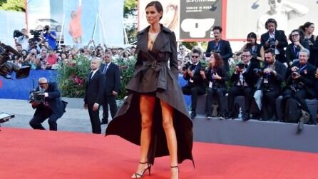 Bianca Balti punta sul low-cost al Festival del cinema di Venezia 2016