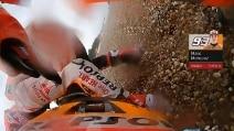 MotoGp, Marquez cade nelle qualifiche di Silverstone