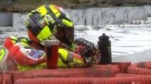 Silverstone, Iannone giù nel warm up