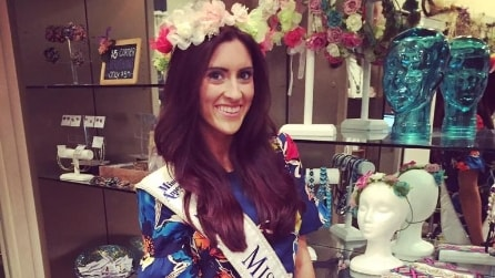 Erin O'Flaherty, la prima lesbica che parteciperà a Miss America