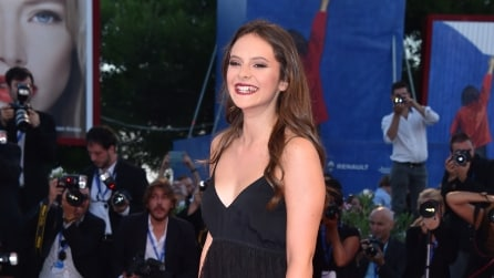 Francesca Michielin cambia stile: è una vera rocker sul red carpet di Venezia