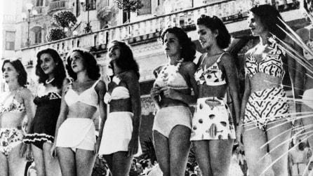 Miss Italia, i costumi dal 1939 ad oggi