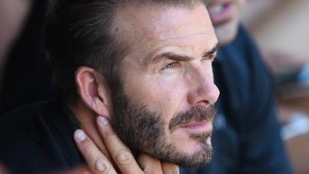 I tatuaggi che David Beckham ha dedicato alla famiglia