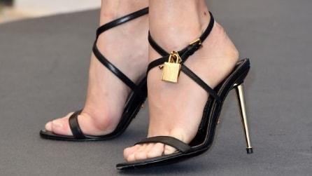 Venezia 73: le scarpe più originali delle dive