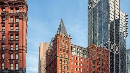 Questo edificio iconico di New York era in stato di abbandono: ecco come è oggi