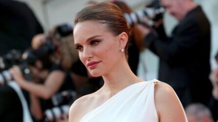 Il pancino sospetto di Natalie Portman a Venezia 73