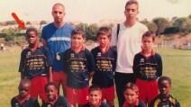 Paul Pogba condivide su Instagram la foto con il suo primo allenatore