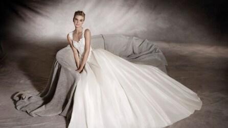 La collezione di abiti da sposa Pronovias 2017