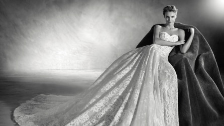 La collezione di abiti da sposa Atelier Pronovias 2017