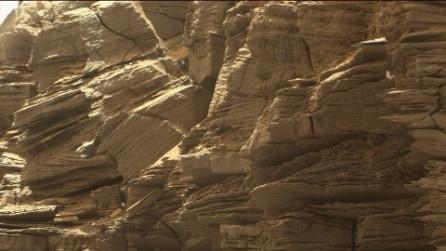 """Nasa, rilasciate foto inedite di Marte, il """"pianeta rosso"""""""