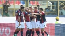 Serie A, le immagini di Bologna-Cagliari