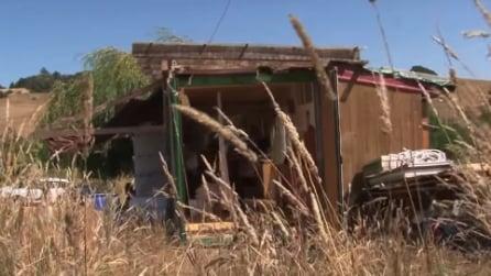 Mamma single trasforma un container nella sua casa: gli interni vi stupiranno