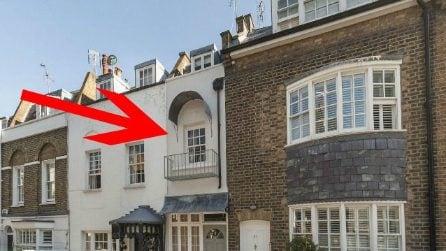 Ecco la casa più stretta di Londra