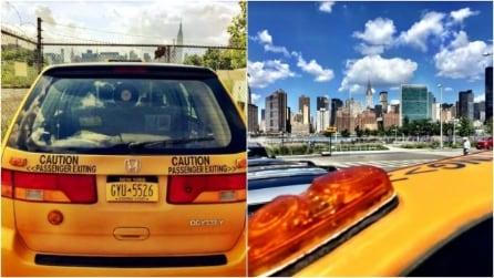 È il taxi più esclusivo al mondo: al suo interno, un hotel in miniatura