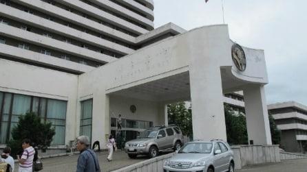 """Corea del Nord, l'hotel a sei stelle stroncato su TripAdvisor: """"Sembra una prigione"""""""