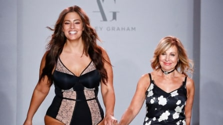 La collezione di lingerie per curvy firmata da Ashley Graham