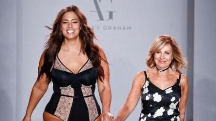 La collezione di lingerie per curvy firmata da Ashley Graham