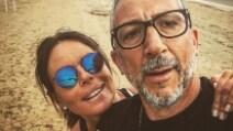 Le foto di Paola Perego e Lucio Presta