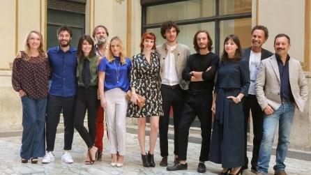 Le foto dei protagonisti della serie tv 'L'allieva'