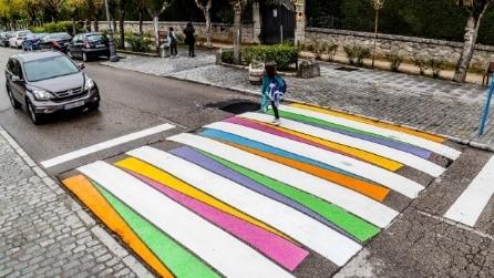 Le 13 strisce pedonali più originali di Madrid