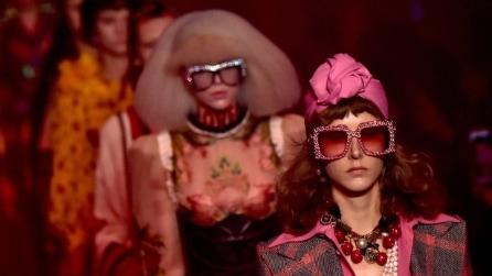 Gucci collezione donna Primavera/Estate 2017