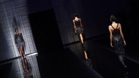 Giorgio Armani collezione donna Primavera/Estate 2017