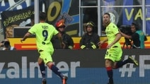 Serie A, Inter-Bologna 1-1