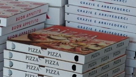 13 idee per riciclare i cartoni della pizza