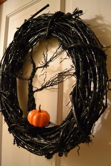 Ghirlanda per Halloween