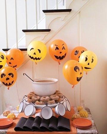 Palloncini di Halloween