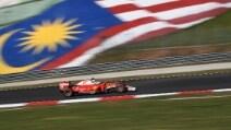 Gp Malesia, la Formula 1 in pista per le prove libere