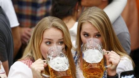 Oktoberfest 2016, le immagini più belle