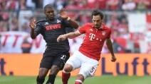 Bundesliga, Bayern Monaco-Colona 1-1