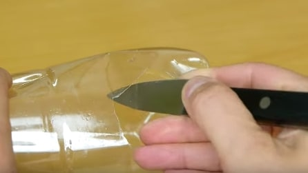 Crea un foro nella bottiglia: trucchi semplici e ingegnosi che vi faciliteranno la vita