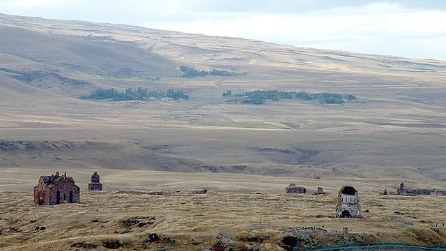 Ani, la capitale dimenticata tra Armenia e Turchia