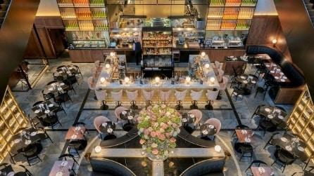 All'interno del ristorante più bello del mondo