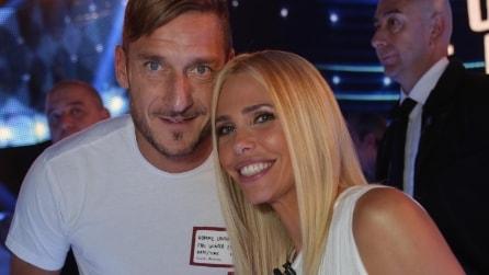 Le foto di Francesco Totti nella terza puntata del GFVip