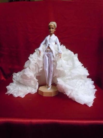 Le Barbie Per Da Sposa Gli Abiti Disegnati A54RjL3