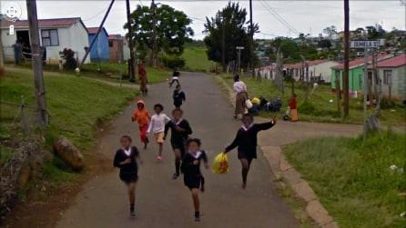 Le 21 immagini più belle e assurde trovate su Google Street View