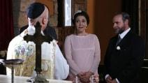 Il segreto, le foto del matrimonio di Francisca e Raimundo