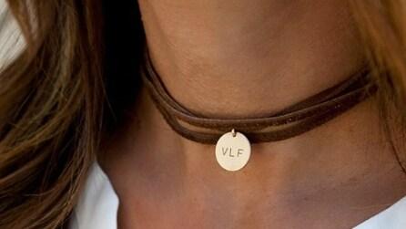 Choker Necklace, il collarino ispirato agli anni '90 che fa tendenza