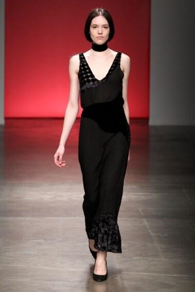 Sfilata Tocca durante la Mercedes-Benz Fashion Week Fall 2014