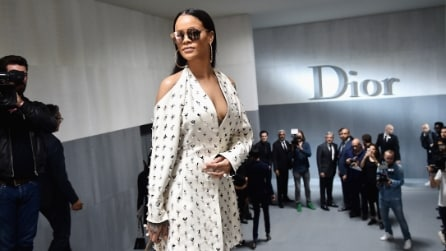 Fashion week di Parigi: le star in prima fila alle sfilate