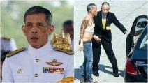 Da playboy senza freni a re: l'erede al trono della Thailandia accende le polemiche