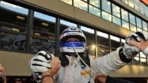 Alex Zanardi vince anche in GT