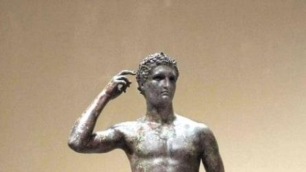 Il Sacco di Fano: il nostro Lisippo al Getty Museum