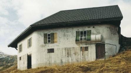 Ecco i falsi chalet della Svizzera che nascondo bunker militari