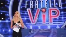 Il look di Ilary Blasi per la quinta puntata del GF Vip