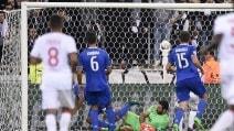 Champions League, le immagini di Lione-Juventus